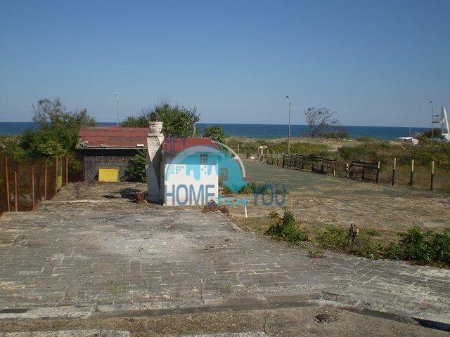 Земельный участок на первой береговой линии рядом с Приморско 2