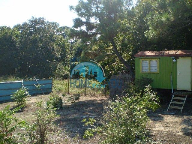 Земельный участок на первой береговой линии рядом с Приморско 3