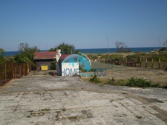 Земельный участок на первой береговой линии рядом с Приморско 4