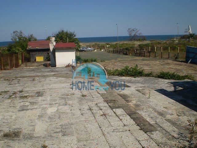Земельный участок на первой береговой линии рядом с Приморско 6