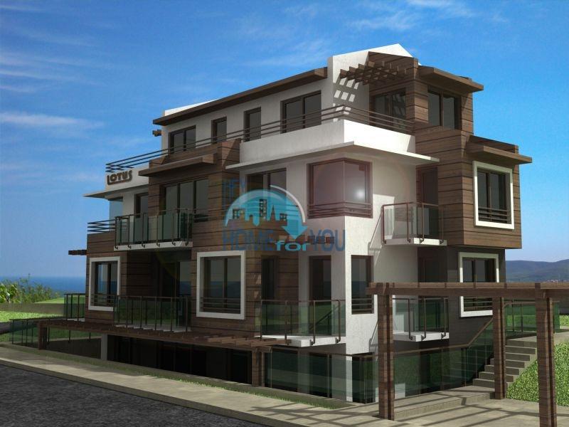 Квартиры для продажи в Созополе в комплексе Villa Lotos