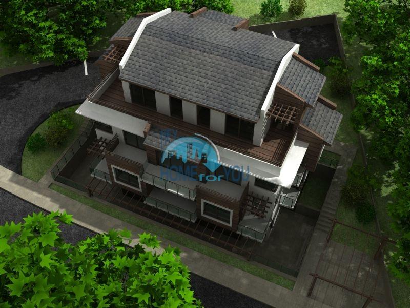 Квартиры для продажи в Созополе в комплексе Villa Lotos 3