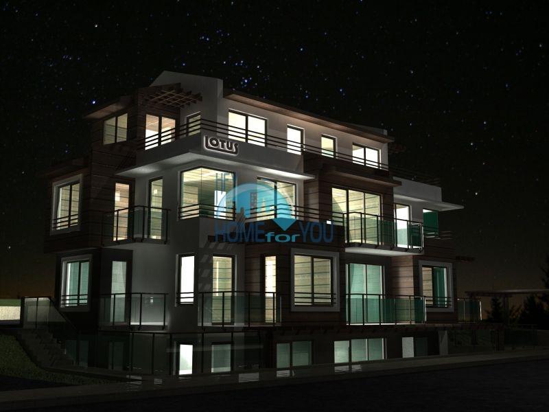 Квартиры для продажи в Созополе в комплексе Villa Lotos 4