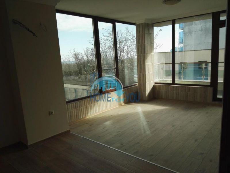 Недвижимость в Поморие - двухомнатная квартира с видом на море
