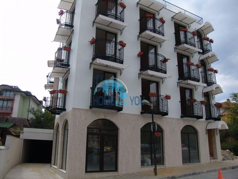 Элитные апартаменты в комплексе