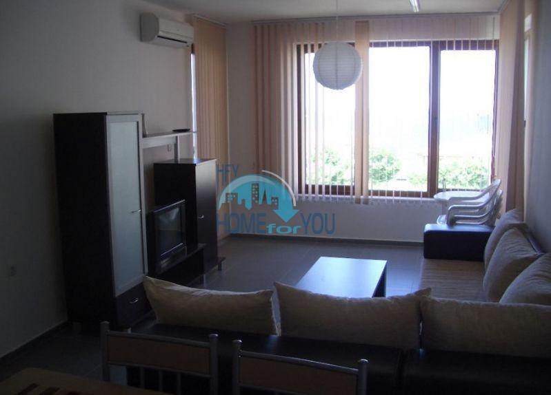 Двухкомнатная меблированная квартира в 100 м от Созополя