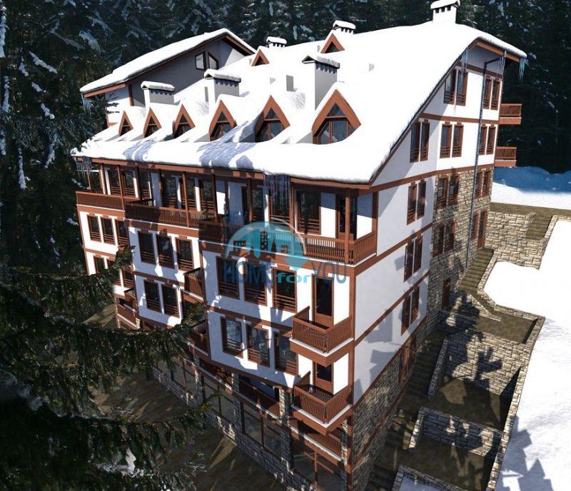 Недорогие квартиры в курорте Пампорово - комплекс Winter Sun 5