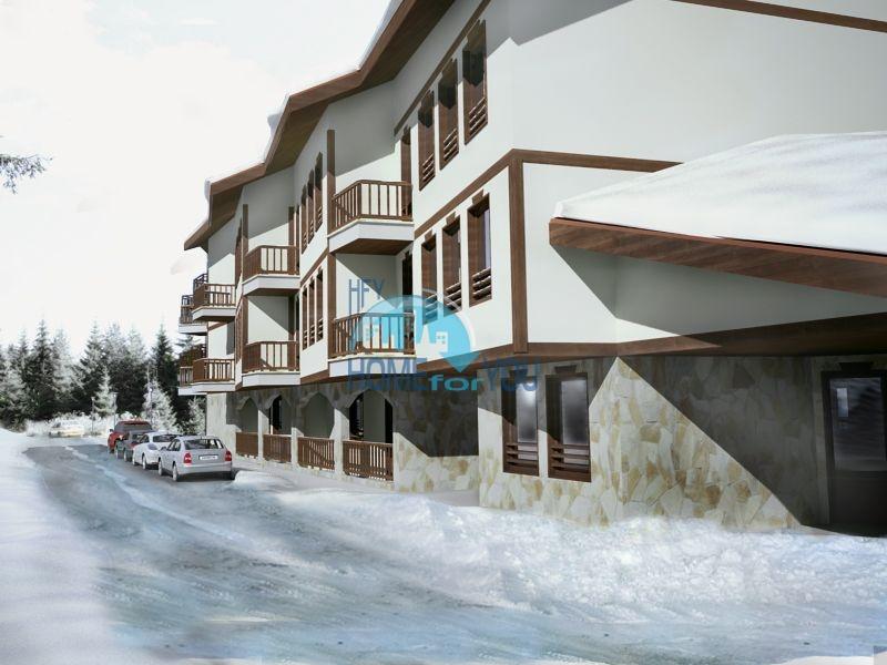 Недорогие квартиры в курорте Пампорово - комплекс Winter Sun 4
