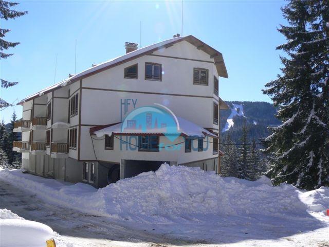 Недорогие квартиры в курорте Пампорово - комплекс Winter Sun 3