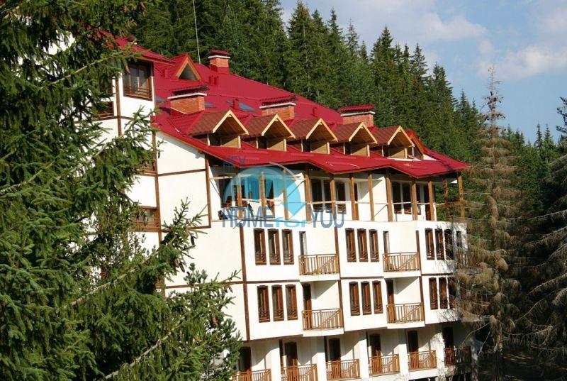 Недорогие квартиры в курорте Пампорово - комплекс Winter Sun 2