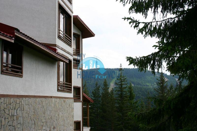 Недорогие квартиры в курорте Пампорово - комплекс Winter Sun 8