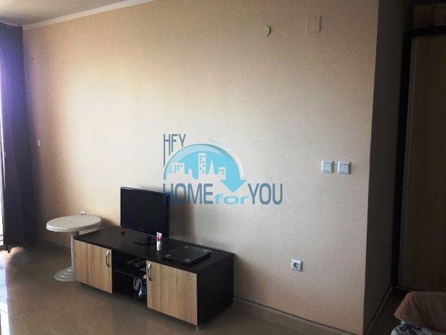 Меблированная квартира с видом на море в городе Царево  4