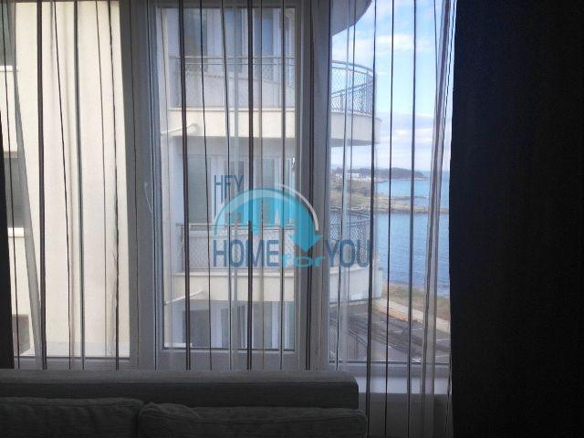 Меблированная квартира с видом на море в городе Царево  6