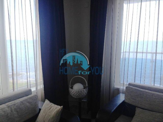 Меблированная квартира с видом на море в городе Царево  7