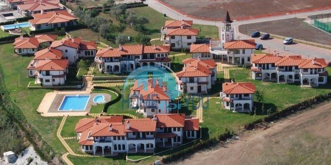 Гольф-комплекс Black Sea Rama - двухэтажные дома для продажи рядом с г. Балчик
