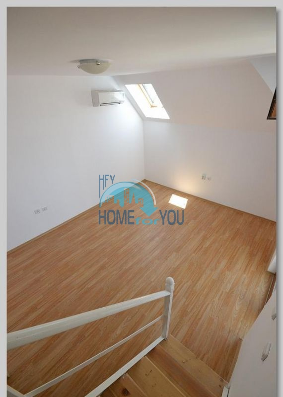 Двухуровневая квартира по доступной цене в Равде 7