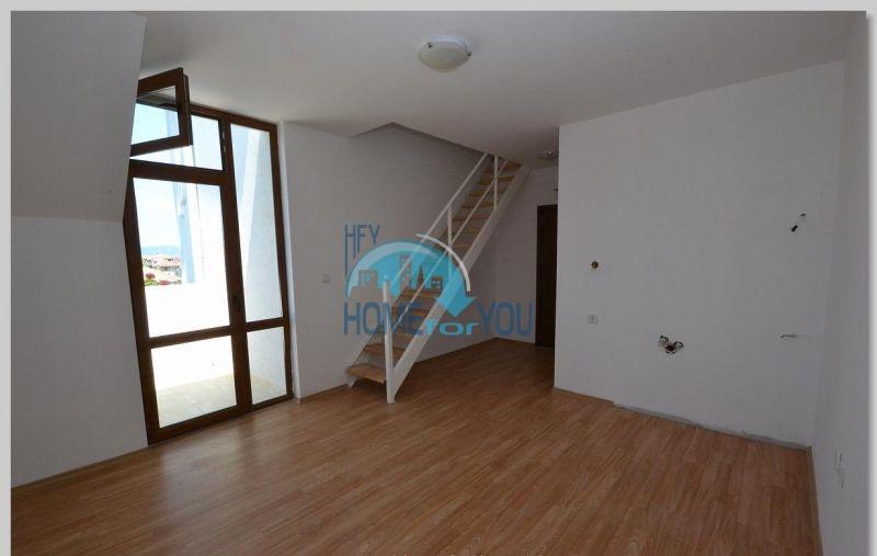Двухуровневая квартира по доступной цене в Равде