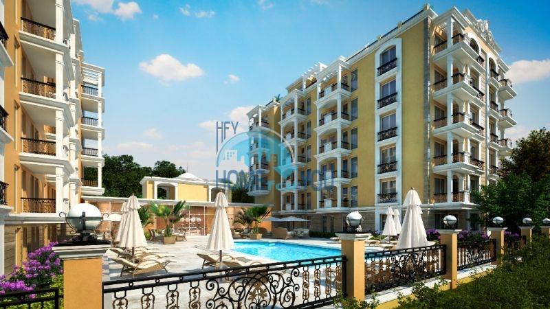 Недорогие квартиры на продажу у моря в Святом Власе 4