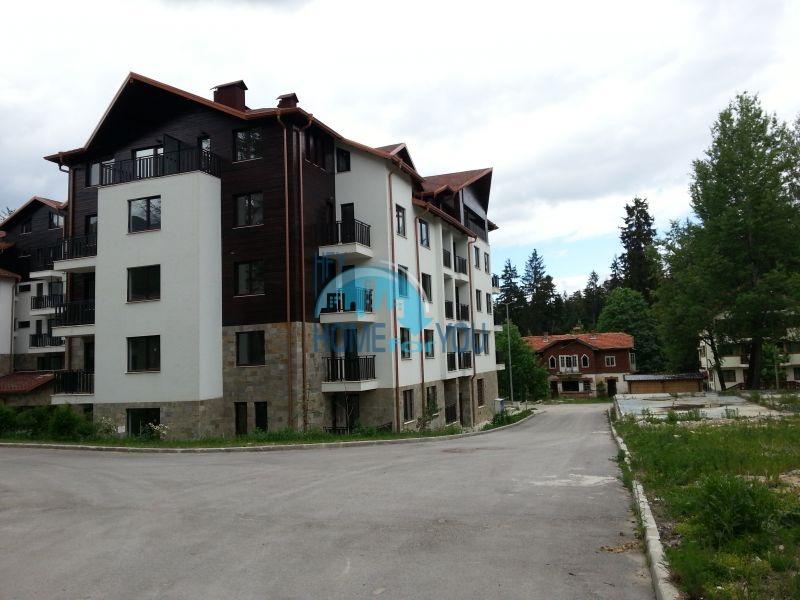 Квартиры в комплексе