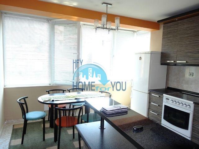 Меблированная трехкомнатная квартира для проживания в Благоевграде 5