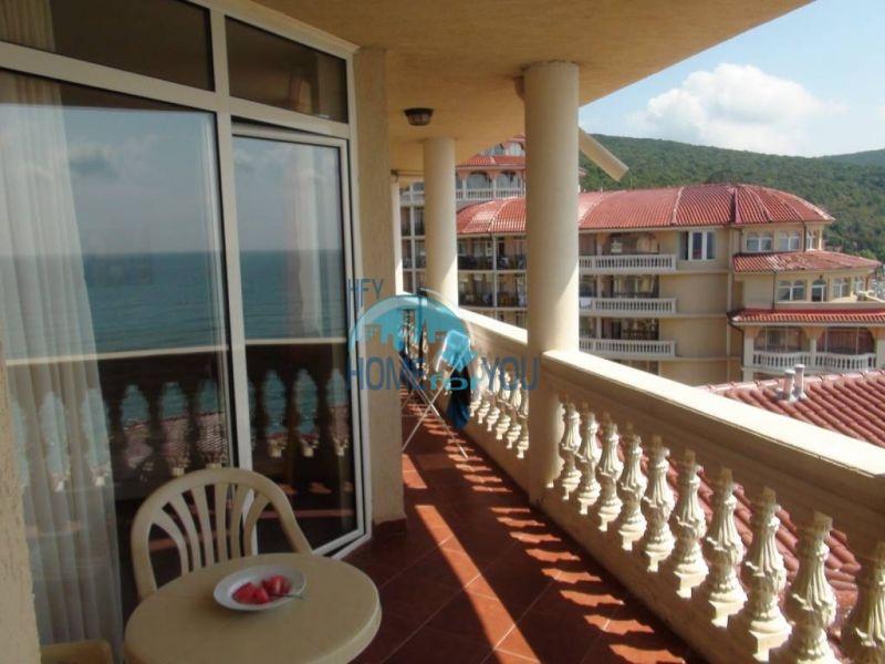 Двухкомнатная квартира в Елените с фантастическим видом на море 7