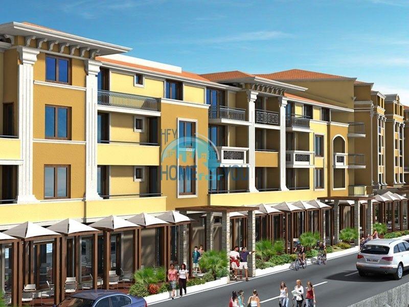 Апартаменты в шикарном комплексе на первой береговой линии в Балчике 4