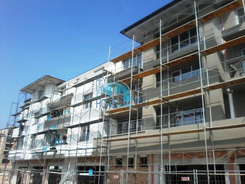 Апартаменты в шикарном комплексе на первой береговой линии в Балчике 6