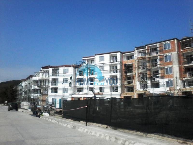 Апартаменты в шикарном комплексе на первой береговой линии в Балчике 7