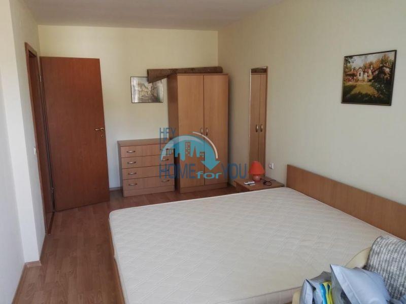 Недорогая квартира с видом на море в Елените 12
