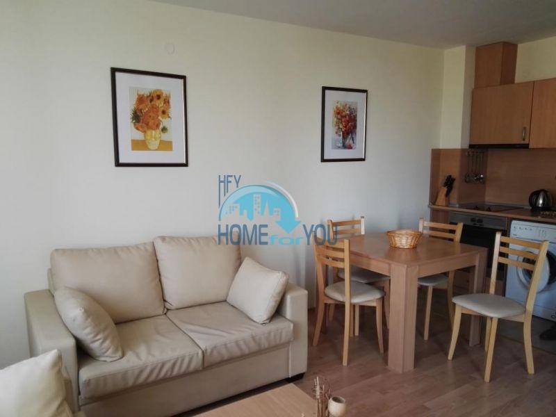 Недорогая квартира с видом на море в Елените 4
