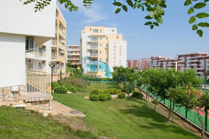 Недорогая квартира с видом на море в Елените 15