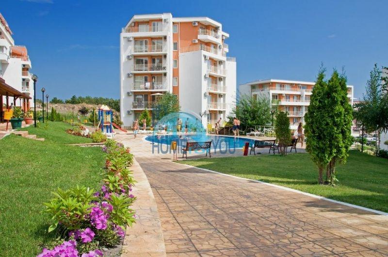Недорогая квартира с видом на море в Елените 16