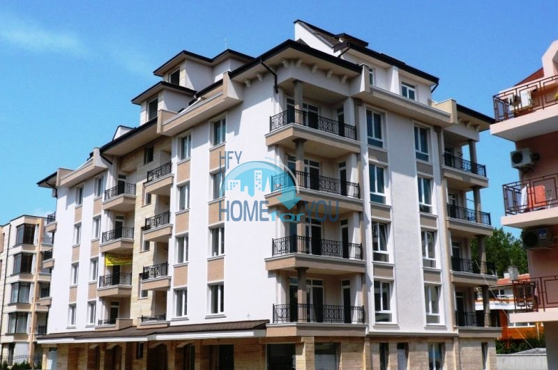 Новая высококачественная квартира с мебелью на Солнечном берегу 8