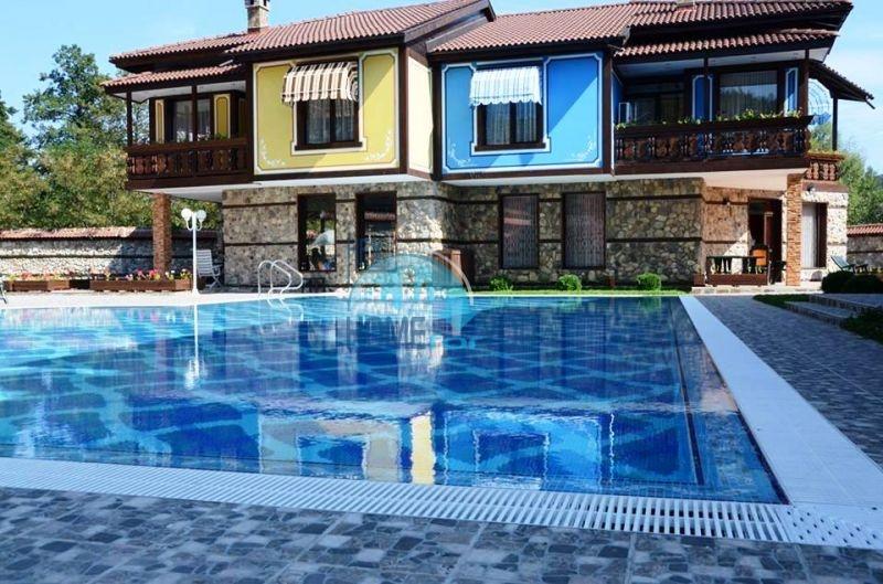 Инвестиционный проект - уникальная резиденция Велинград 3