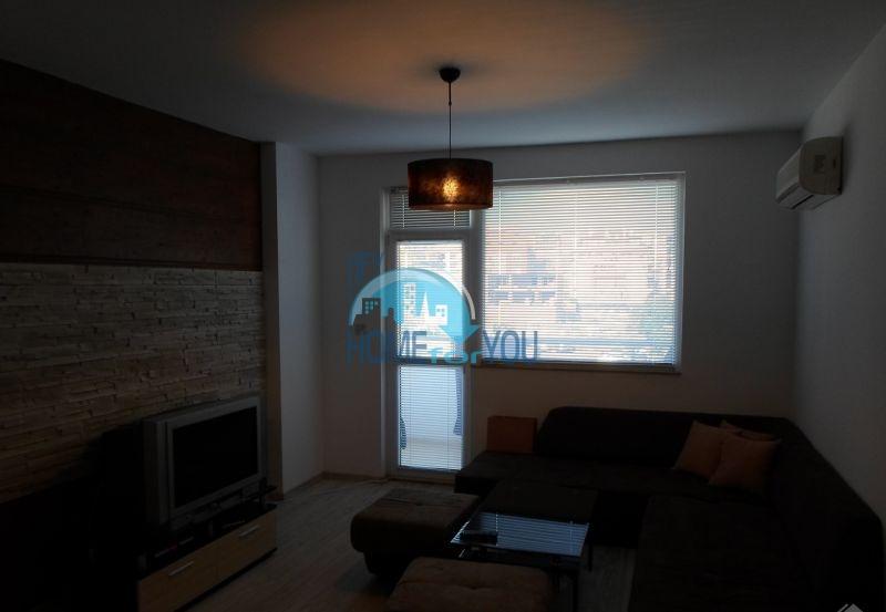 Двухкомнатная квартира в жилом доме в Поморие - для ПМЖ
