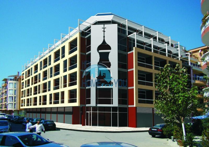 Продажа квартир в новом жилом здании в Поморие - для ПМЖ
