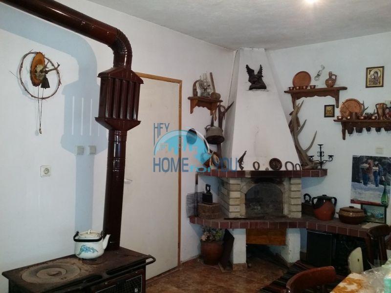 Капитальный дом для комфортной жизни в селе Дюлево 14