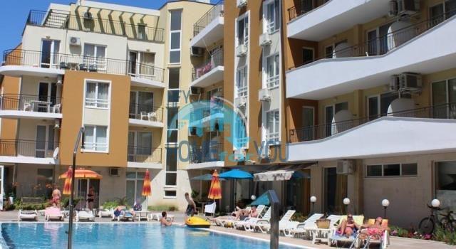 Квартира по доступной цене у моря на Солнечном берегу 14