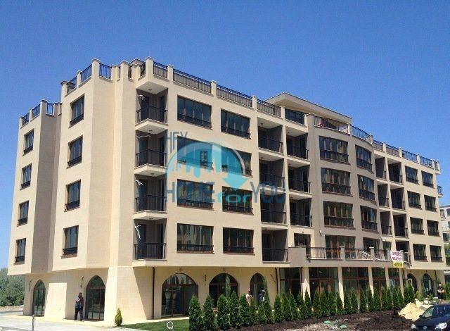 Квартиры по доступным ценам в Поморие - комплекс Нерея Палас