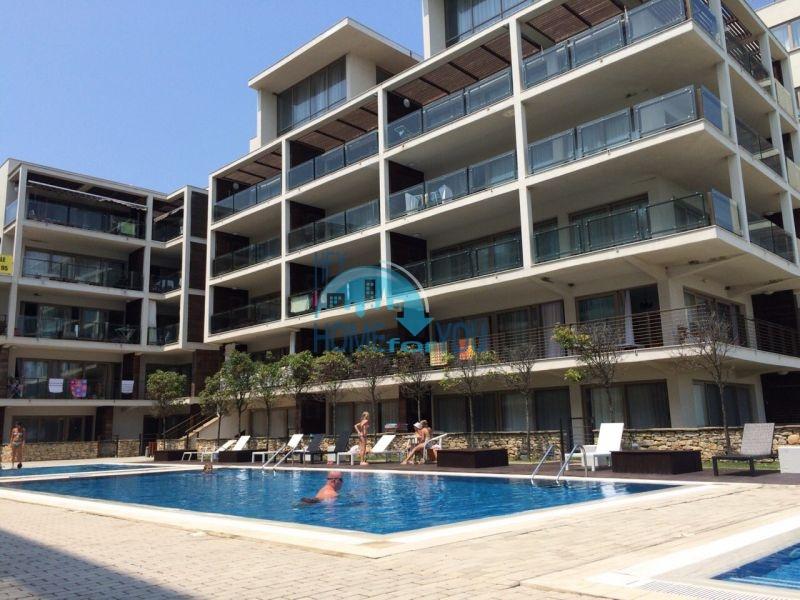 Квартира на первой линии моря в Обзоре, комплекс You Bulgaria 24