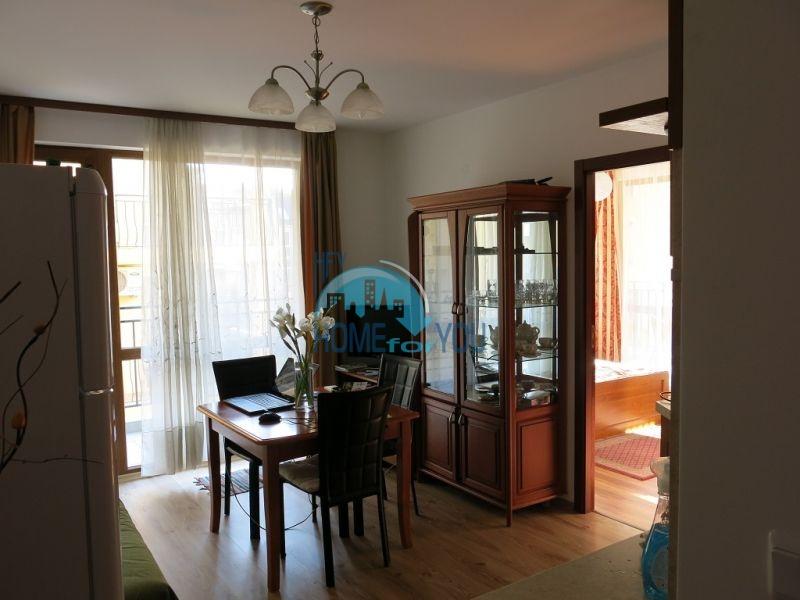 Меблированная двухкомнатная квартира в Святом Власе