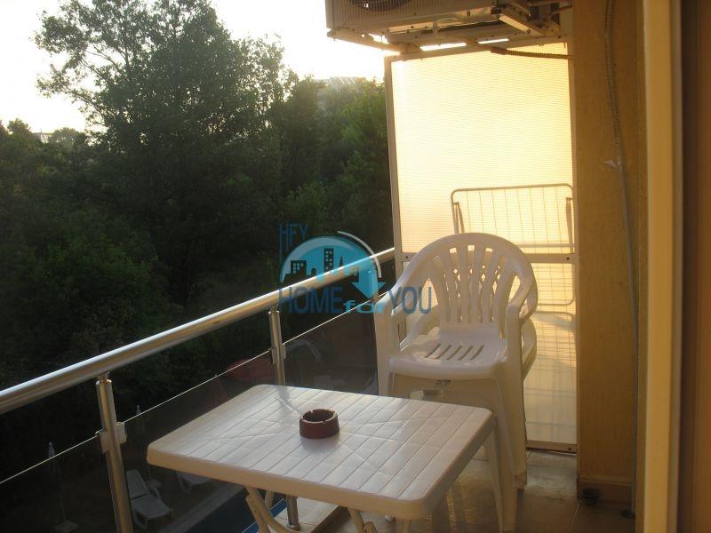 Меблированная студия на продажу у моря в курорте Приморско 8