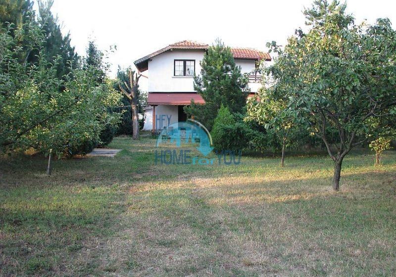 Меблированный уютный дом для отдыха и ПМЖ в селе Паницово
