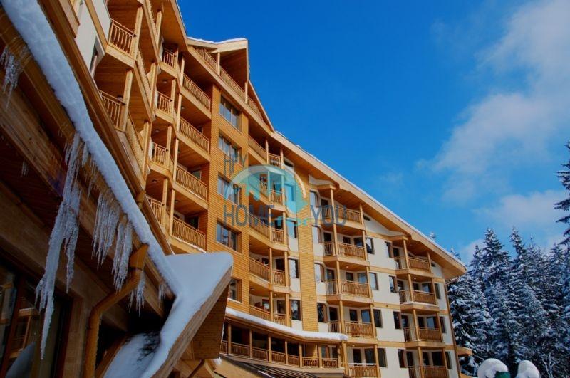 Квартиры в горах в курорте Боровец - комплекс Айсберг 3