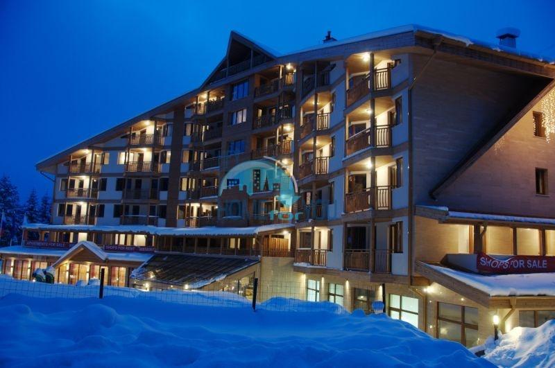 Квартиры в горах в курорте Боровец - комплекс Айсберг 2