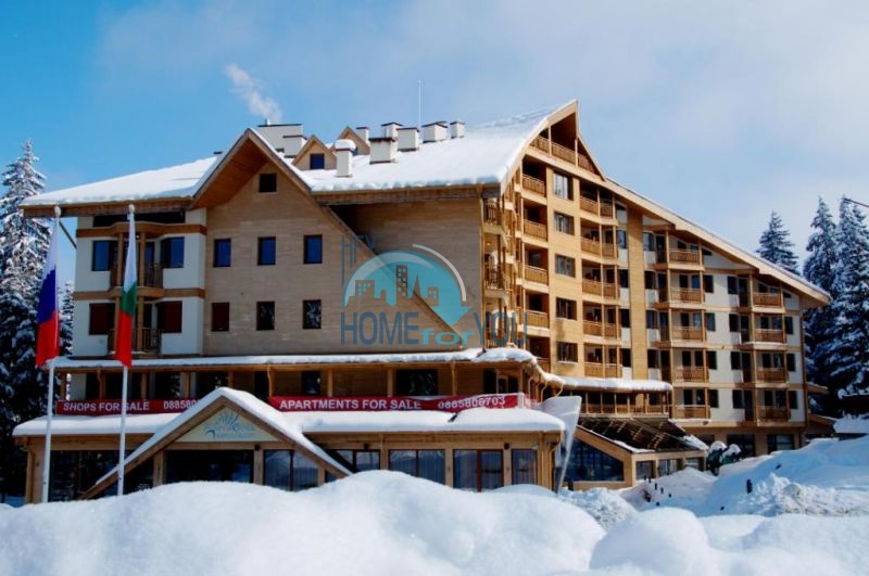 Квартиры в горах в курорте Боровец - комплекс Айсберг 9