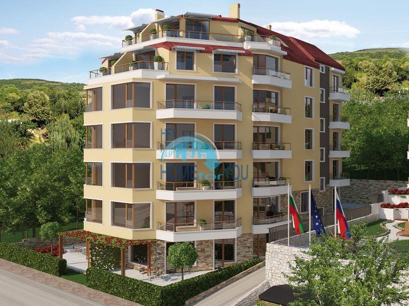 Квартиры от застройщика на побережье в комплексе Obzor View Residence - 2, Обзор