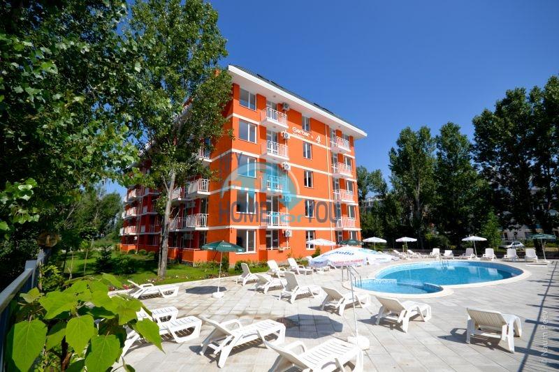 Недорогие квартиры на Солнечном берегу в Gerber Residence 4
