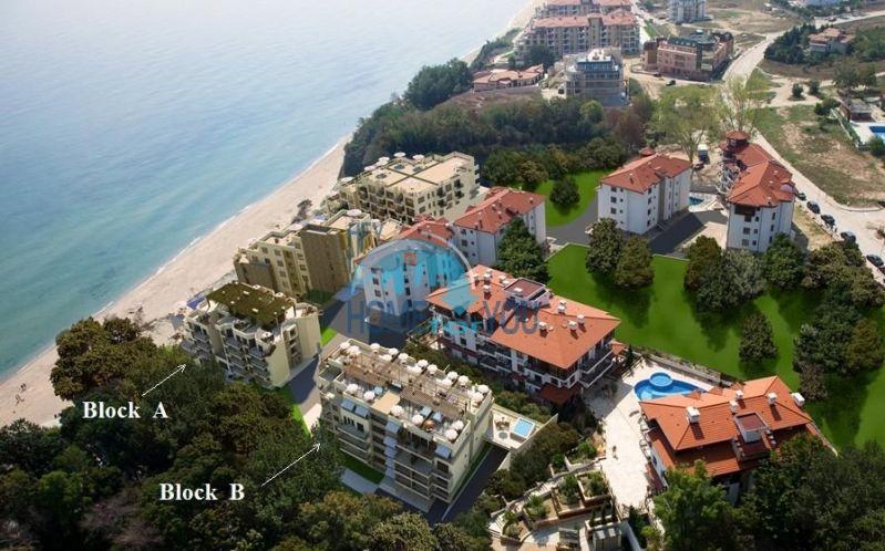 Трехкомнатная квартира с уникальной морской панорамой в городе Бяла 18