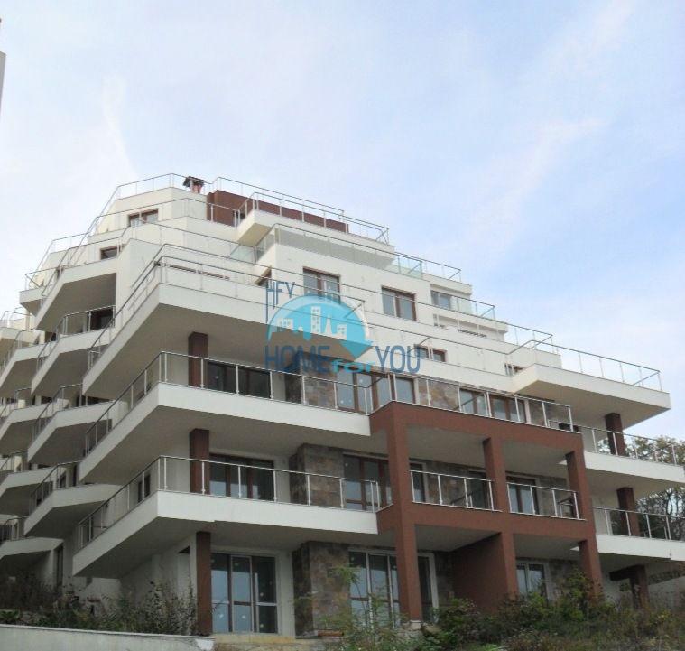 Трехкомнатная квартира с уникальной морской панорамой в городе Бяла 19